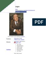 Orge Luis Borges