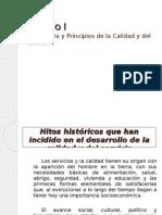 MODULO 1 - Principios y Naturaleza Calidad y Servicio