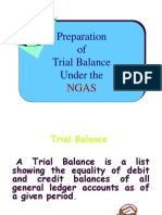 6.Prep of Trial Balance