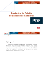 P Productos Credito Entidades Financ