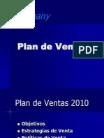 Presentacion Plan Ventas