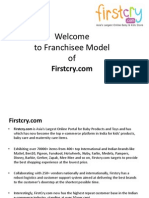 Firstcry Franchisee