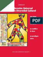 Declaracion Universal Sobre La Diversidad Cultural UNESCO