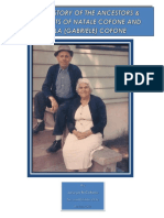 The Cofone Family History 2nd Edition Revised