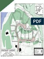 Foxchase Landing color plat