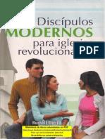 BURRILL, Russell. Discipulos Modernos Para Iglesias Revolucionarias