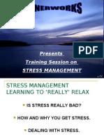 Stress Management ppt