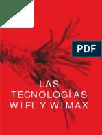 Tecnologias Wifi Wmax