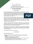 Vacancy Announcement Financial Assistant v 2