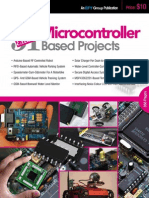 51 Microcontroller Based Projects