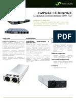 Flatpack2 Integrated 1U 4kW Final