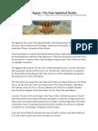 Ancient Egypt - The Nine Spiritual Bodies
