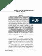 Principios Basicos de Modelizacion Geoquimica Directa e Inversa
