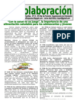 Boletin Casa-Instituto13 Alimentacion