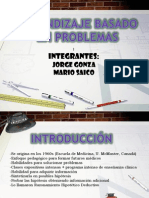 ABP - Aprendizaje Basado en Problemas - Modificado