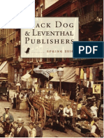 Black Dog & Leventhal Publishers Spring 2014 Catalog