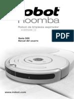 Manual Roomba