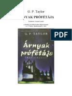 G. P. Taylor - Az árnyak prófétája