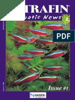Nutrafin Aquatic News Nr 1 USA