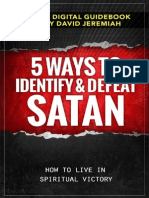 5 Ways to Defeat Satan