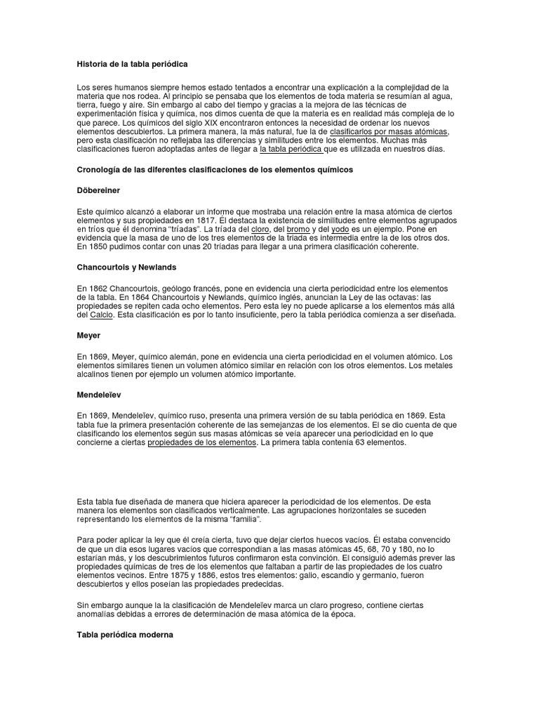 Historia de la tabla peridica 1535469925v1 urtaz Gallery