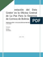 Informe Data Center