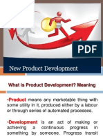 NPD Product Life Cycle Powerpoint
