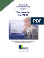 Panasonic Func KX-T206