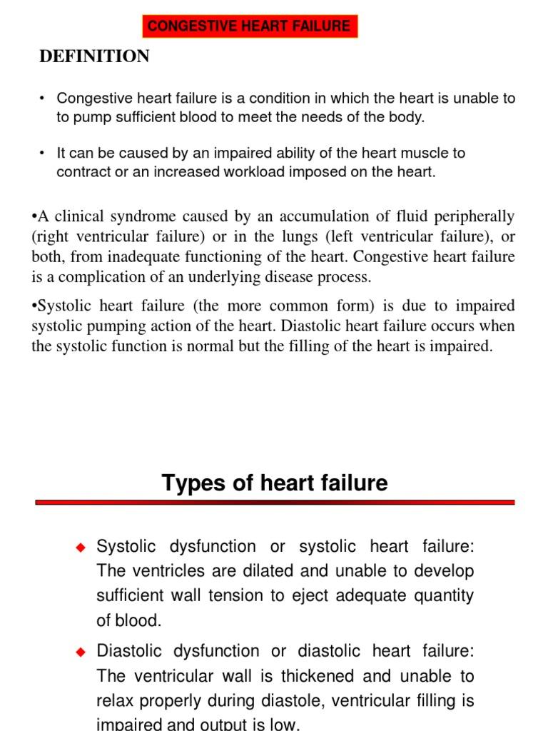 drug heart failure m | heart failure | myocardial infarction