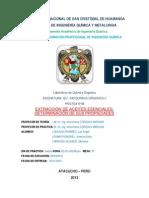 Informe de QU 243 - 08
