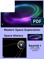 Modern Space Exploration