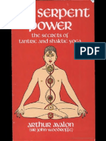 27387695 the Serpent Power the Secrets of Tantric and Shaktic Yoga 1950