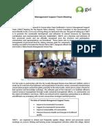 YMST Achievement Report September 2013.GVIFiji