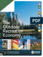 Outdoor Recreation Economy
