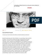 Michel Foucault - Educar Para Crescer