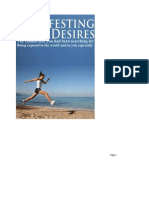 Manifesting Your Desires E Version