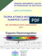 Teoria Atomica - Numeros Cuanticos - 2013(3)