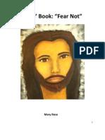 Jesus' Book Fear Not