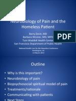 Neurobiology of Pain Zevin