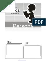 III.bim.Personal Social 3ero Prim.