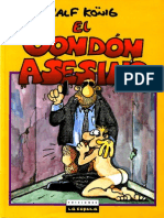 Gay Comic - Ralf Konig - El Condon Asesino - Spanish