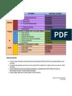 Calendario de Actividades Liderazgo y Trabajo en Equipo CALENDARIO_DE_ACTIVIDADES_LIDERAZGO_Y_TRABAJO_EN_EQUIPO. De la escuela de la ESAD. Excelente