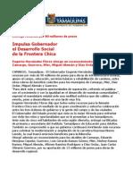 com 0504, 081205 Impulsa Eugenio Hernández Flores el desarrollo social de la Frontera Chica.