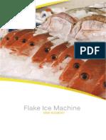 Flake Ice Machine FK5T-W2G
