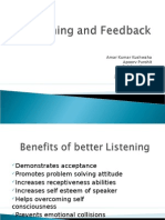 Listening and Feedback_Group 5