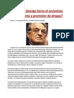 ¿Quien es George Soros el accionista de Monsanto y promotor de drogas?.docx