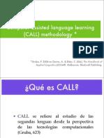 Presentaciòn sobre CaLL