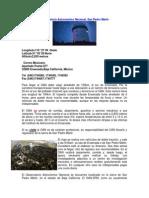Observatorio Astronmico Nacional