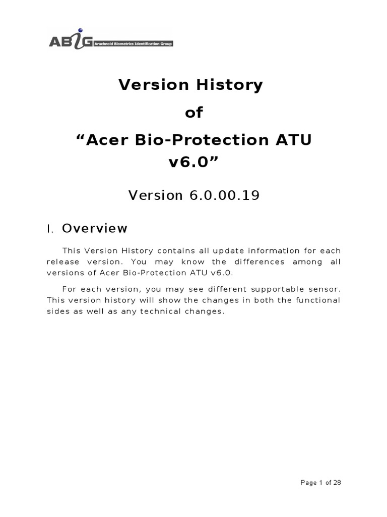 acer bio protection aav