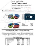 Ulster County 2014 Budget Overview